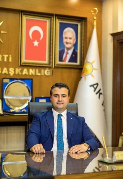 Ak Parti İl Başkanı Yıldız'dan 15 Temmuz Mesajı