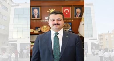 AK Parti Şanlıurfa İl Başkanı Yıldız'dan Bayram Mesajı