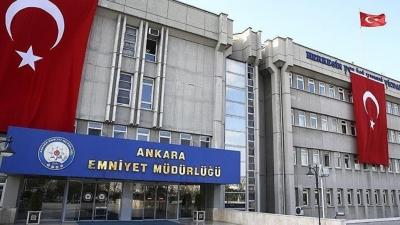 Ankara Emniyeti'nde rüşvet operasyonu: 8 polis tutuklandı