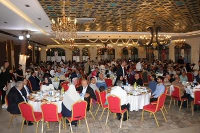 Aspim Şehit Aileleri, Gaziler ve Gazi Aileleri Onuruna İftar Yemeği Verdi.