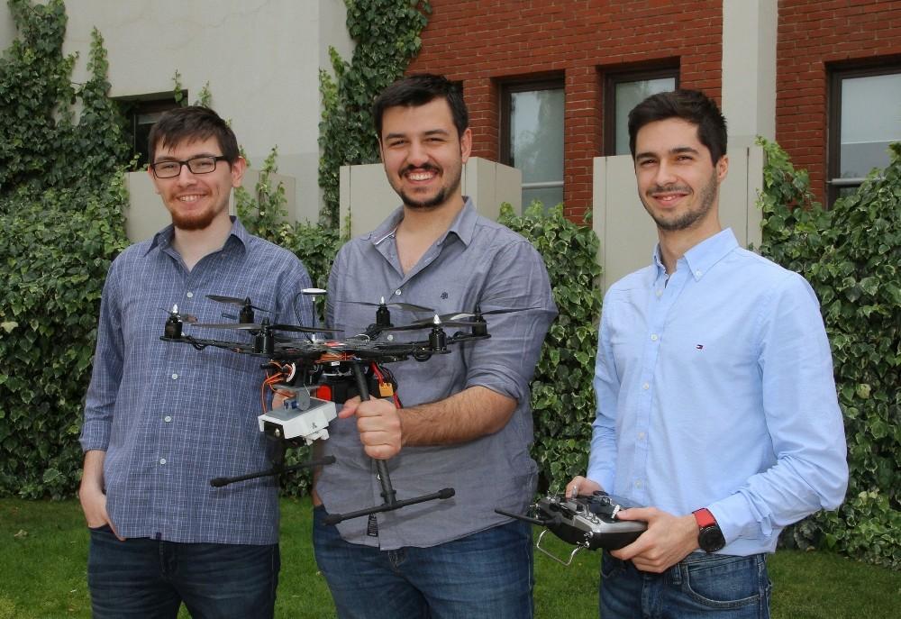 'Drone'lar artık binalardaki ısı kayıplarını da ölçecek