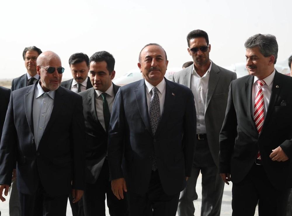 Çavuşoğlu, İran'da