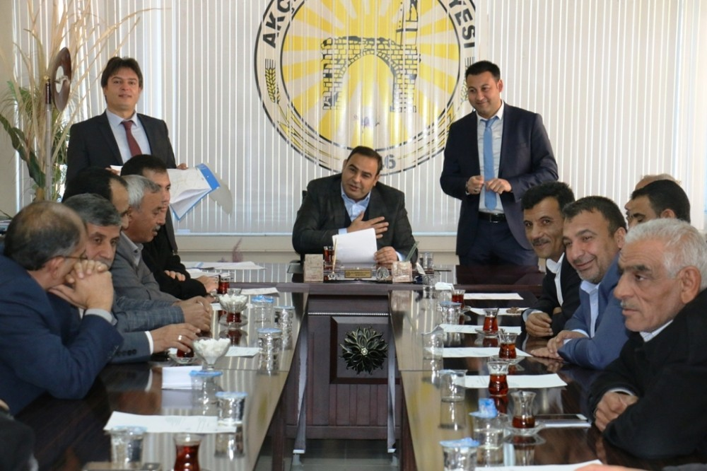 Akçakale Belediye Meclisi 2018'in ilk toplantısını yaptı