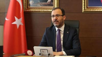 """Bakan Kasapoğlu : """"Haziran ayı Burs ve kredi ödemeleri Ramazan Bayram Öncesi tamamlanacak"""""""