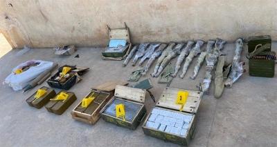Barış Pınarı bölgesinde 1 yılda 709 terörist etkisiz hale getirildi