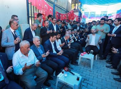 Başbakan Yıldırım: Suruç'taki Saldırı Bütün Boyutlarıyla Araştırılacak