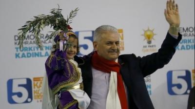 Başbakan Yıldırım'dan Çok Önemli Afrin Açıklaması