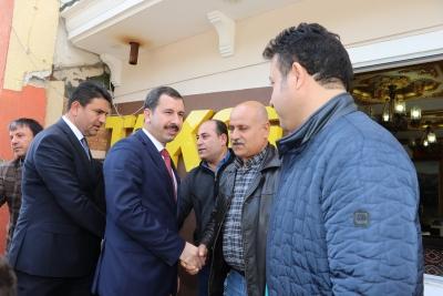 Başkan Adayı Baydilli Gönüllerde Taht Kurdu