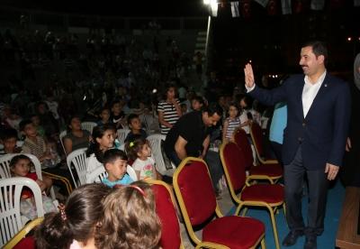 Başkan Baydilli den Çocuklara Büyük Müjde