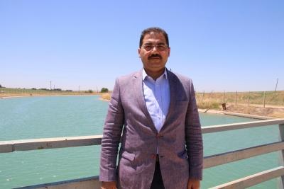 Başkan Canpolat Kanallarda Değil Havuzlarda Serinleyelim