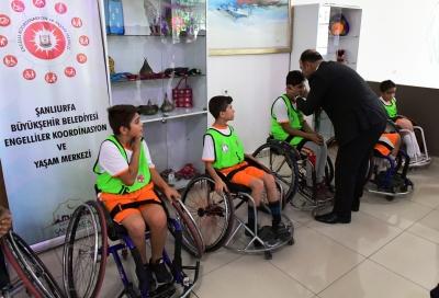 Başkan Çiftçi'den 3 Aralık Dünya Engelliler Günü Mesajı