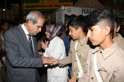 Başkan Demirkol, Çanakkale Ruhunu Yaşatmayı Sürdürüyor