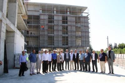 Başkan Demirkol Dev Eserleri Haliliye'ye Kazandırıyor