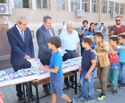 Başkan Demirkol Eğitime Desteğini Bu Yılda Devam Ettiriyor