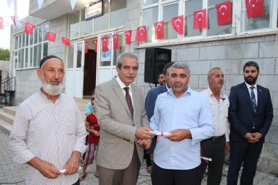 Başkan Demirkol Gürcütepe'de 114 Malikin Tapu Sorununu Çözdü