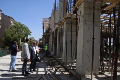 Başkan Demirkol Haliliye'ye Yeni Eserler Kazandırıyor