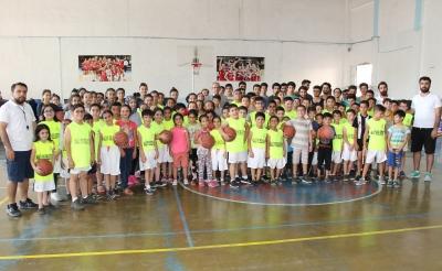 Başkan Demirkol Haliliye'den Milli Sporcular Yetişecek