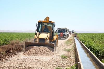 Başkan Demirkol ile Kırsalda Yol ihtiyacı Gideriliyor