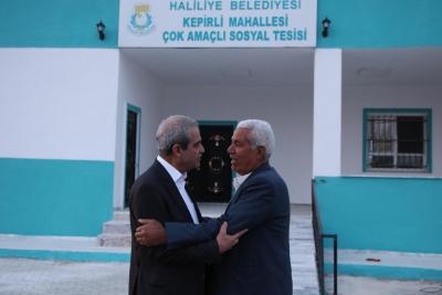 Başkan Demirkol Kırsal Mahallerimize Kültür Evleri Kazandırdık