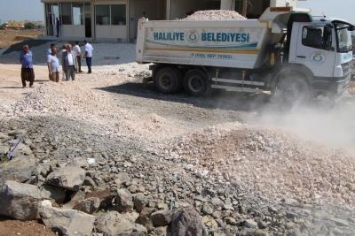 Başkan Demirkol Kırsalın Çehresini Değiştiriyor