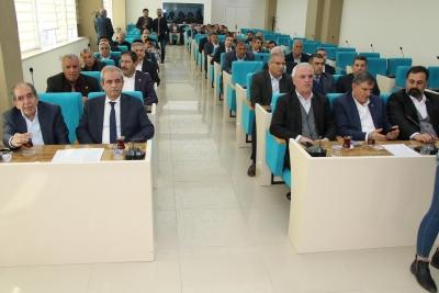 Başkan Demirkol Meclis Toplantısında Belediye Çalışmalarını Değerlendirdi