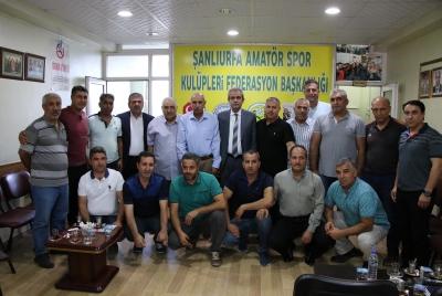 Başkan Demirkol'dan Amator Spor Kuluplerine Destek