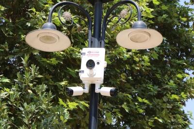 Başkan Demirkol'dan Bir İlk Daha Haliliye'deki Parklara Güvenlik Kameraları Takılıyor