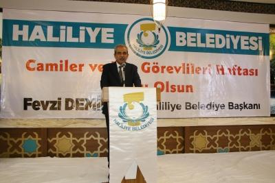 Başkan Demirkol'dan Camilere Anlamlı Hizmet