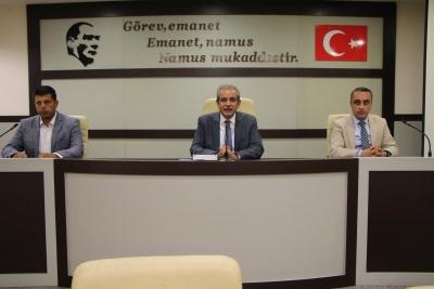 Başkan Demirkol'dan Şanlıurfa'nın Değerlerine Vefa Örneği