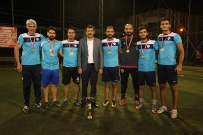 """Başkan Ekinci""""Gençliği Sportif Faaliyetlere Yönlendirmeye Devam Edeceğiz"""""""