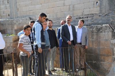 Başkan Kuş Tarihi Evin Turizme Kazandırılması Talimatını Verdi