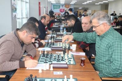 Başkanlık Satranç Turnuvası İlgi Gördü
