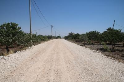 Beyazgül Talimat Verdi Kırsalda 3 Ayda 412 KM Yol Yapıldı