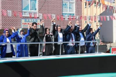 Beyazgül Viranşehir'i Ak Belediyecilikle Buluşturacağız