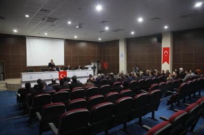 BİRECİK'İN 2020 HİZMET PLANLAMASI YAPILDI