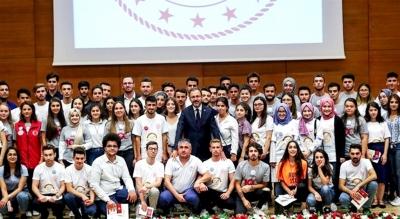 """""""Biz Anadolu'yuz"""" Projesi değerlendirildi"""