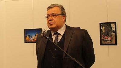Büyükelçi Karlov'un Öldürülmesine İlişkin İddianame Kabul Edildi