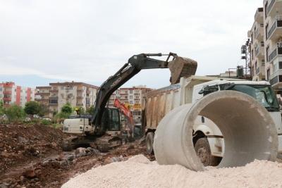 Büyükşehir Belediyesinden Viranşehir'e Yatırım