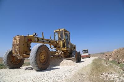 Büyükşehir, kırsalda çalışmalarını sürdürüyor