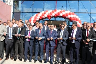 Büyükşehir'den Bir Kültür Merkezi Daha