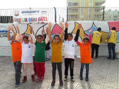 Büyükşehir'den Çevre Bilinci Eğitimi