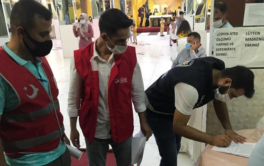 Şanlıurfa'da kesilen toplam ceza 40 milyon lirayı aştı