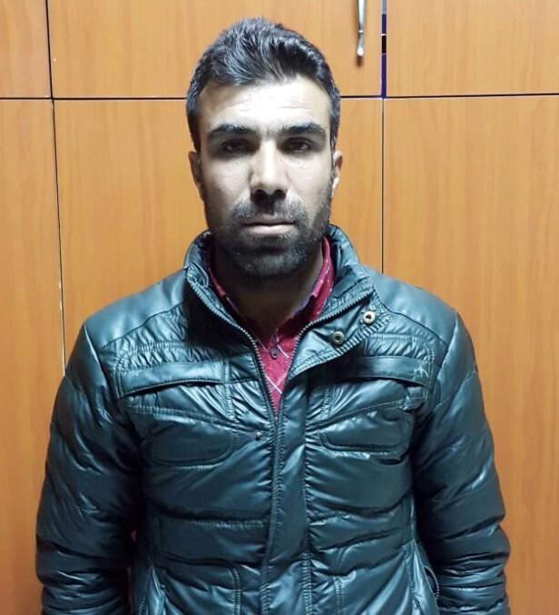 Silahlı terör örgütüne üye olma suçundan aranan kişi yakalandı