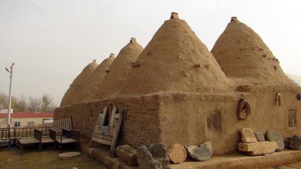 Tarihi kümbet evleri koruma altına alınacak