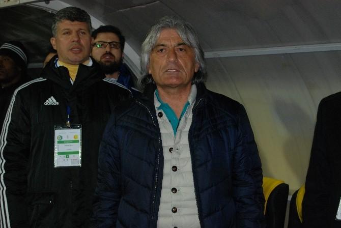 Şanlıurfaspor - Eskişehirspor maçının ardından