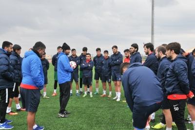 Cizrespor Maçının Hazırlıkları Yoğun Bir Tempoyla Devam Ediyor