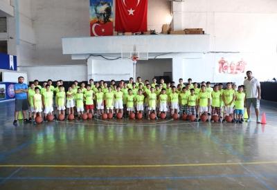 Çocukların Yaz Eğlencesi Haliliye Belediyesi Spor Okulları