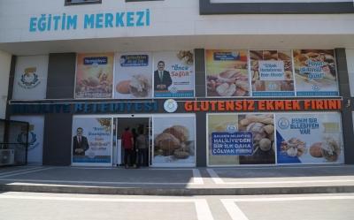 Çölyaklıların Sıcak Ekmekleri Haliliye Belediyesinden