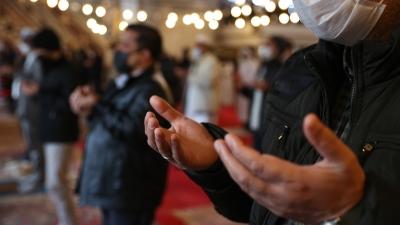 Cuma namazı sonrası camilerde yağmur duası