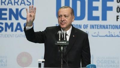 Cumhurbaşkanı Erdoğan: İsteseniz De İstemeseniz De Güçleneceğiz